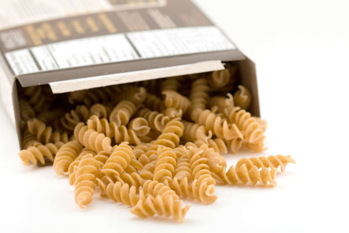 Boxed Pasta You can already cross this off your shopping list as boxed pasta is being increasingly hard to find at grocery stores. You can always look for whole grain or gluten-free pasta, however, we recommend leaving these for people with food allergies.