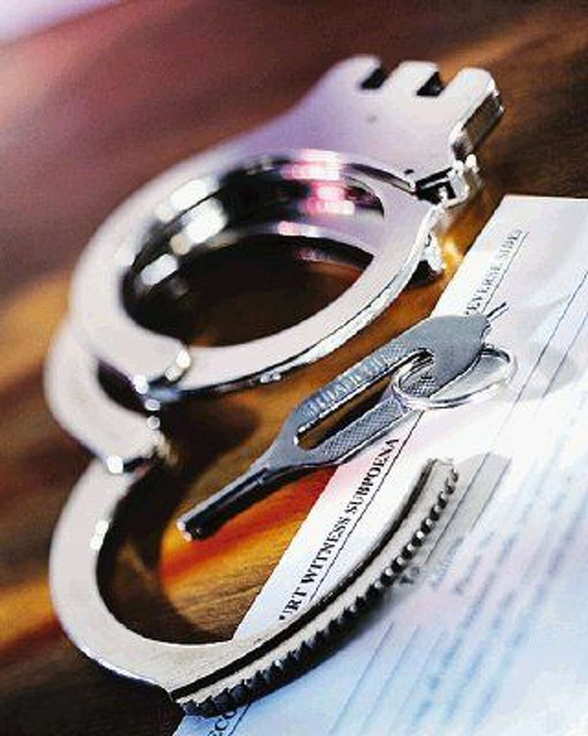 Handcuffs and Key