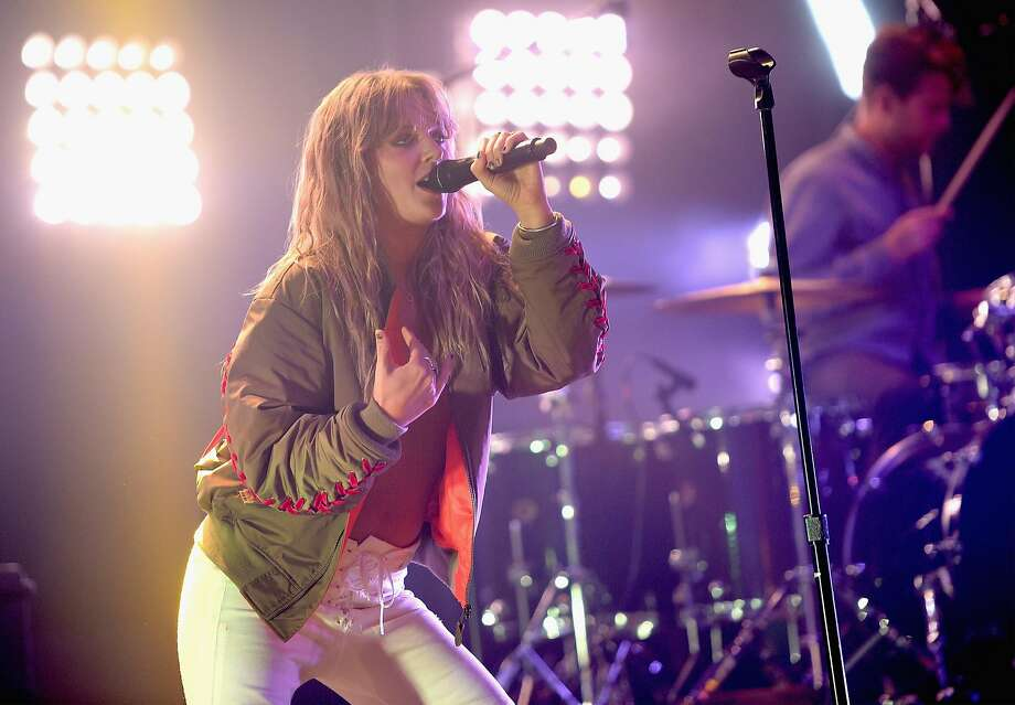 NEW YORK, NY - AUGUST 27:  Singer Tove Lo performs onstage at the MTV Pre VMA concert hosted by Taco Bell at Terminal 5 on August 27, 2016 in New York City.  (Photo by Jason Kempin/Getty Images for MTV) Photo: Jason Kempin, Getty Images For MTV