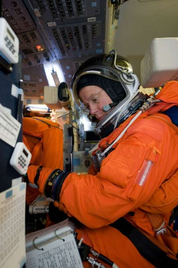 NASA selects injured astronaut's replacement - Houston ...