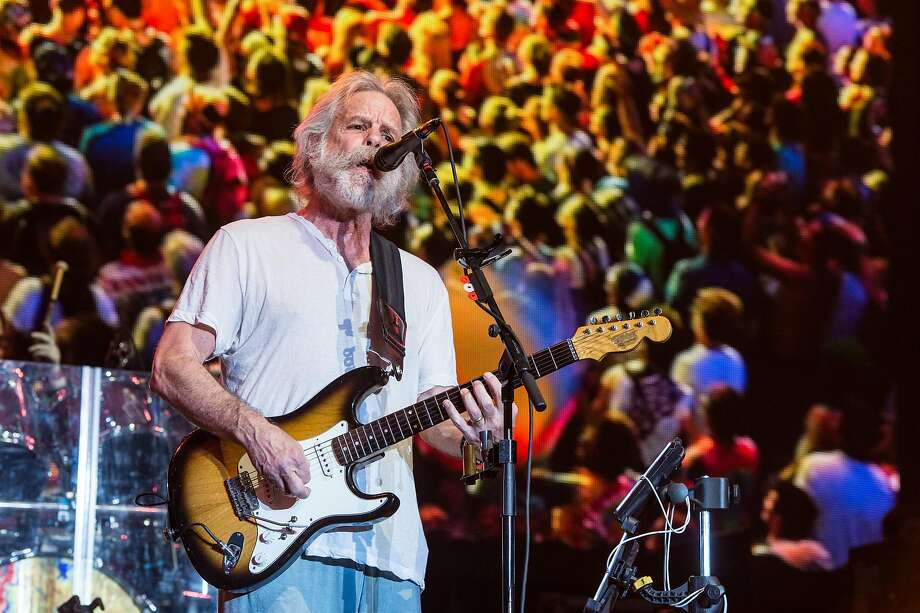 Bob Weir of Dead & Company performs at Bonnaroo Music and Arts Festival on Sunday, June 12, 2016, in Manchester, Tenn. (Photo by Amy Harris/Invision/AP) Photo: Amy Harris, Associated Press