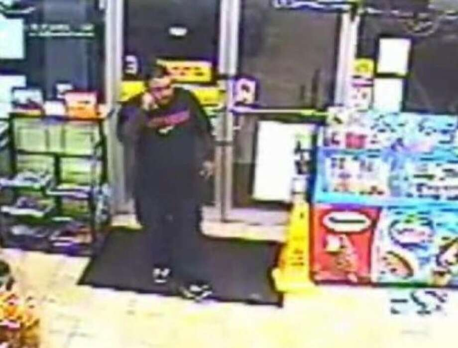 Investigators with the Harris County Sheriff's Office want to question this man about a car theft that occurred on Dec. 5 from a convenience store at 2925 Barker Cypress. A toddler was inside that vehicle. The child was later recovered at a hospital in the Heights neighborhood in the city of Houston.