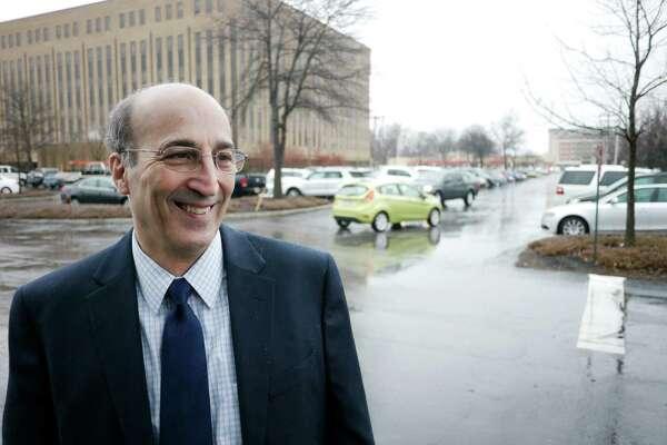 Rocco Ferraro, executive director of the Capital District Regional Planning Commission, Feb. 3, 2016, in Colonie, N.Y. (Paul Buckowski / Times Union)