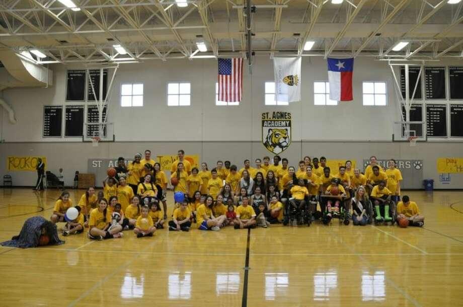 Challenger Tips Off Basketball Season At St Agnes Academy