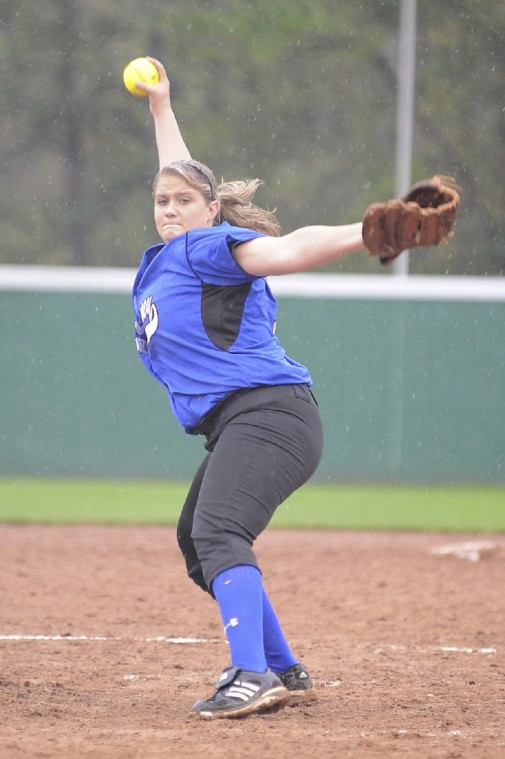 New Caney Pitcher Staruska Signs To Play College Softball