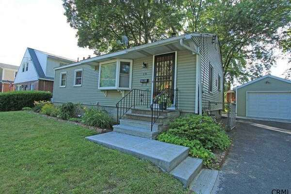 $149,000. 19 Gage Ave., Albany, NY 12203. 912 square feet. View listing.