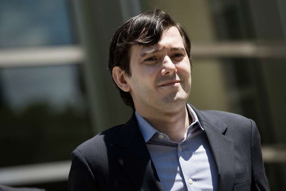 NEW YORK, NY - JUNE 6: Ex-pharmaceutical executive Martin Shkreli exits the U.S. District Court for the Eastern District of New York, June 6, 2016, in the Brooklyn borough of New York City. Federal prosecutors filed new criminal charges accusing Shkreli of more illegal financial maneuvers at his former drug company Retrophin Inc.