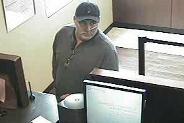 San Antonio police officers are looking for this man, who allegedly robbed a Chase Bank on Tuesday, Sept. 27, 2016.