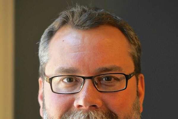 New Milford  Mayor David Gronbach. June 24, 2016, in New Milford, Conn.