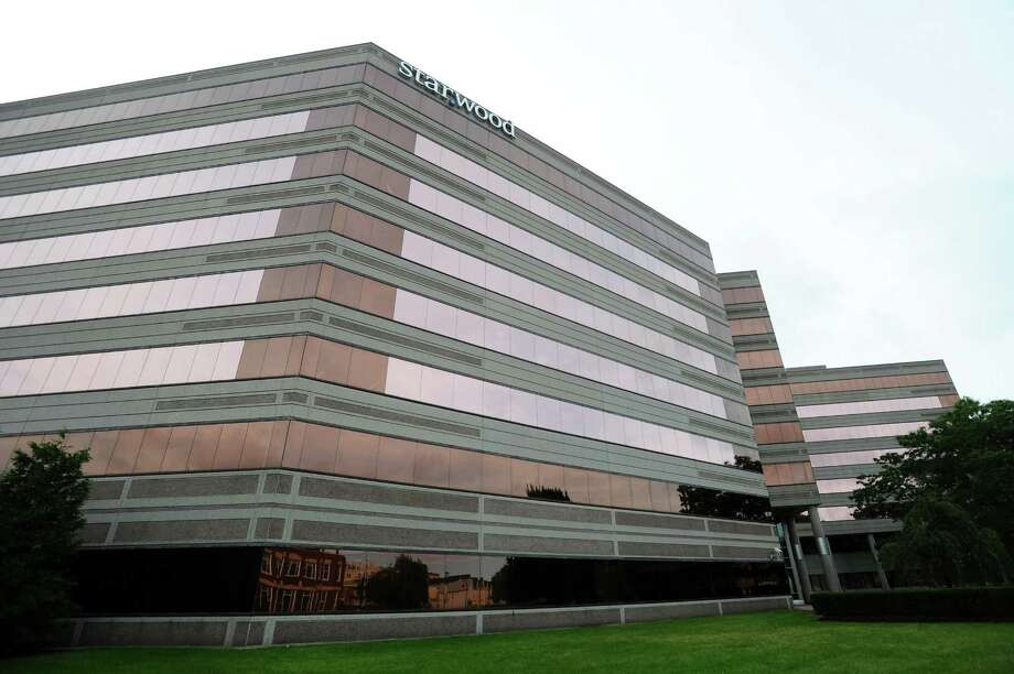 The headquarters of Starwood Hotels and Resorts Worldwide in Stamford, Conn. on Tuesday, Sept. 27, 2016. Photo: Michael Cummo / Hearst Connecticut Media / Stamford Advocate