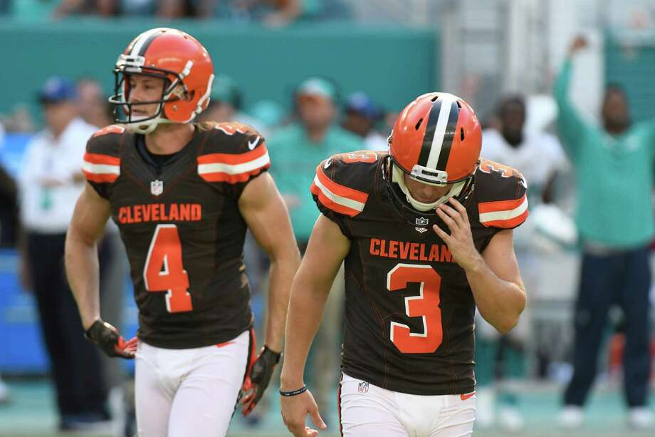 32.Cleveland (0-3) | Last week:32For the first time this season, a quarterback will start consecutive games. Rookie Cody Kessler was impressive in his debut at Miami. Photo: Eric Espada, Getty Images / 2016 Getty Images
