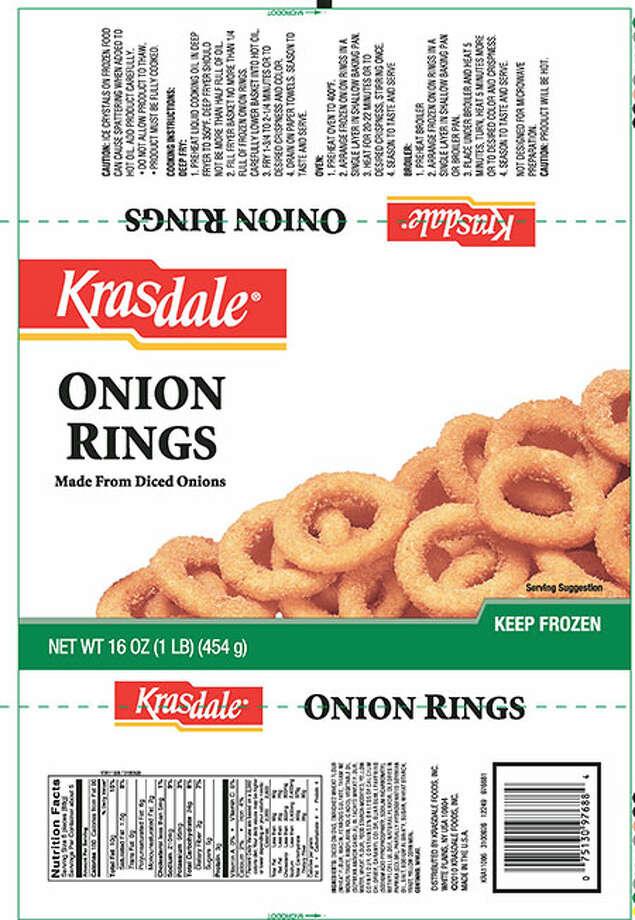 Recall Watch Smoked Salmon Chicken Nuggets Onion Rings Among
