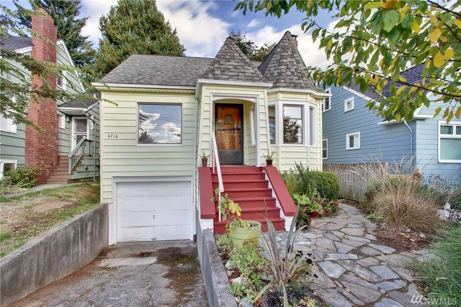The first home, at 6716 18th Ave. N.W., is listed for $600,000. The four-bedroom, one-bathroom home is 1,340 square feet and features a fully fenced backyard. The home was built in 1929.The home currently has an offer pending.You can see the full listing here. Photo: Photos By Levi Clark/Soundview Photography, Listing Courtesy Alyce Tibbetts, METROPOLIST