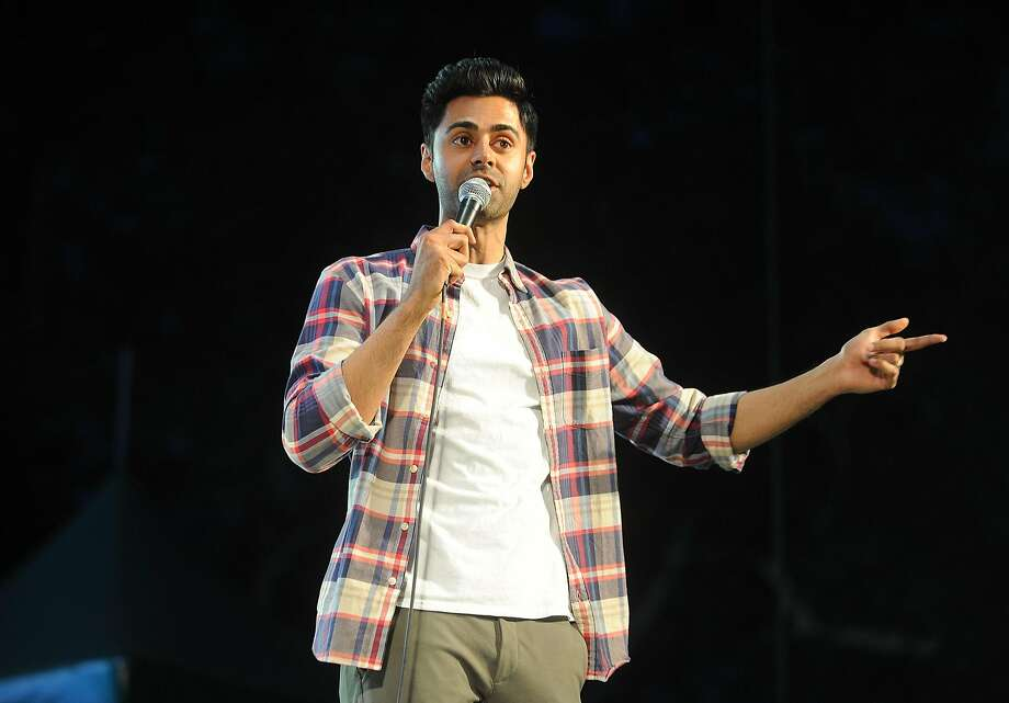 NEW YORK, NY - JUNE 26:  Comedian Hasan Minhaj attends The Daily Show with Trevor Noah Stand-Up in the Park in Central Park on June 26, 2016 in New York City.  (Photo by Brad Barket/Getty Images for Comedy Central) Photo: Brad Barket, Getty Images For Comedy Central