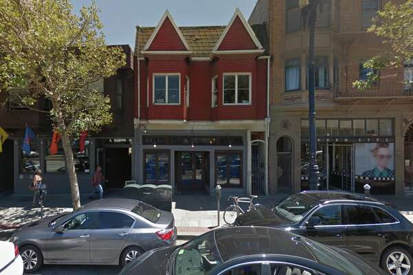The future site of Finn Town, a tavern in the Castro in San Francisco.