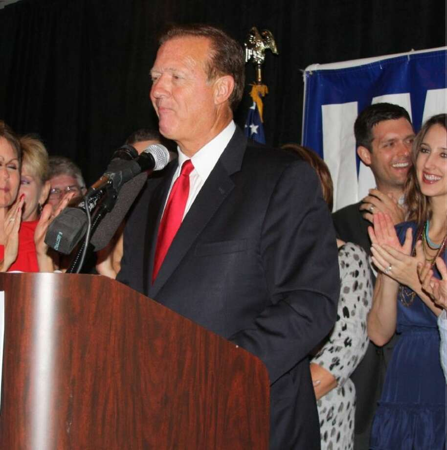 Newly-elected Congessman Randy Weber made headlines in 2012 after winning election to the U.S. House of Representatives. Considered by many to be a rising political player, Weber served most recently as State Representative for District 29, which includes Pearland. Weber and his wife, Brenda, a teacher at Pearland ISD, recently relocated to Alvin. Photo: KRISTI NIX
