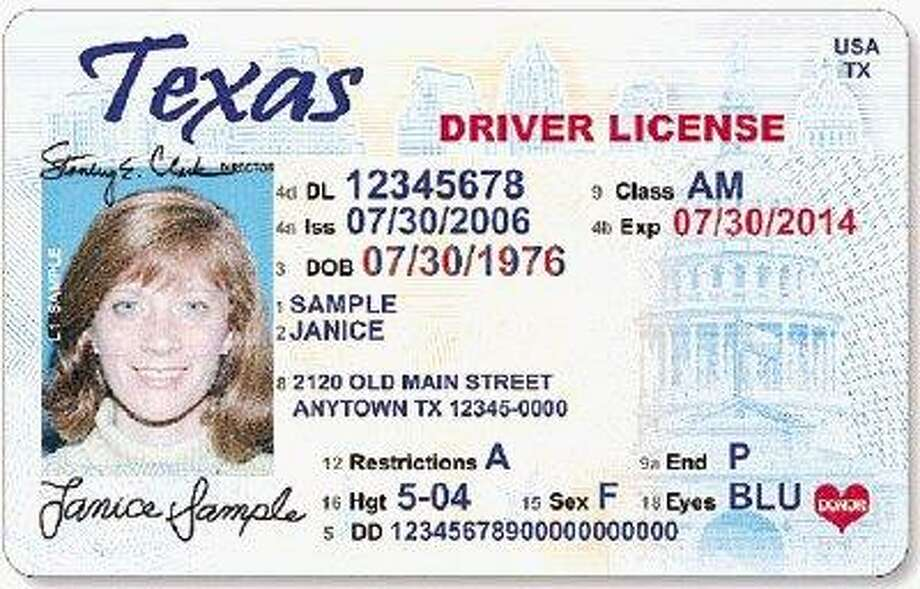 texas drivers license gets makeover - houston chronicle