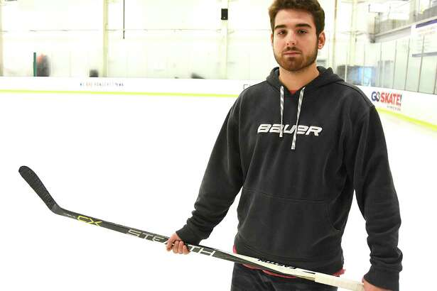 Nicholas Kukuris is a first-year remember of the Connecticut Oilers EHL program playing out of the SoNo Ice House in Norwalk. Kukuris, who hails from Littleton, Colo., notched his first goal of the season over the weekend.