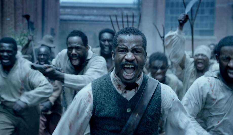 """""""The Birth of a Nation"""" tells the story of how Nat Turner, played by Nate Parker, is radicalized and transformed into the leader of a 1831 slave rebellion. Photo: Fox Searchlight Pictures"""