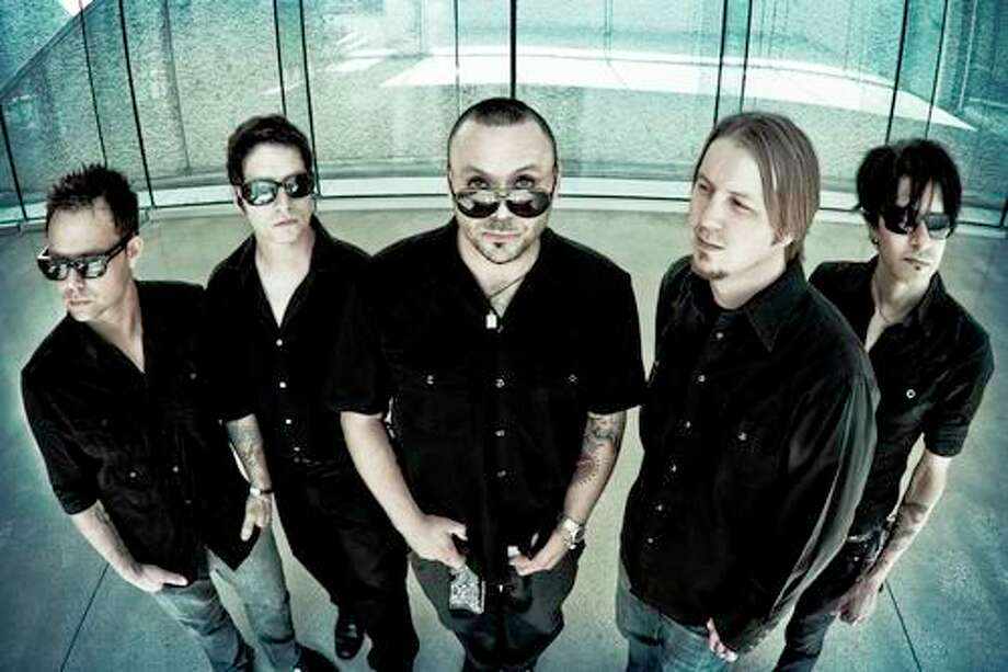 Blue October's Justin Furstenfield and Ryan Delahoussaye met at Houston's High School for the Performing Arts.