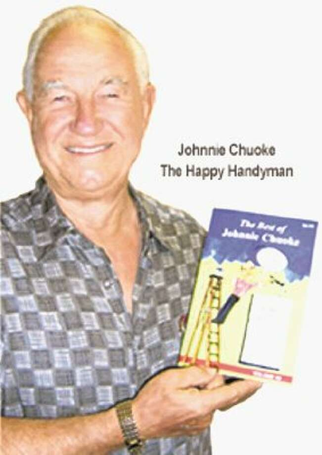 Johnnie Chuoke, the Happy Handyman, offers helpful hints for homeowners. / @WireImgId=2551017