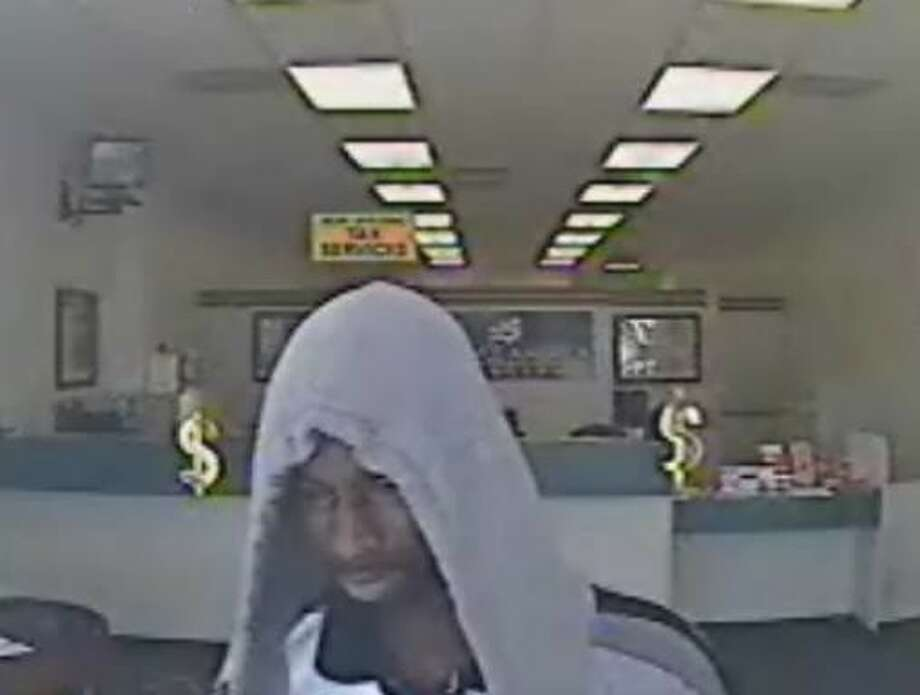 Aggravated robbery suspect sought by crime stoppers