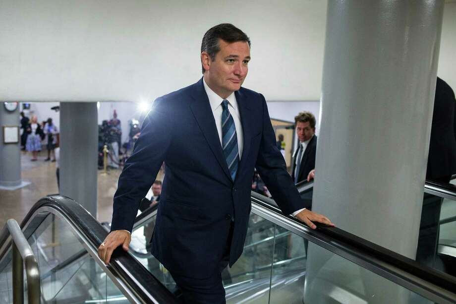 Sen. Ted Cruz, R-Texas, has charged that the federal government's plan to relinquish oversight of the Internet Corporation for Assigned Names and Numbers amounts to ceding sovereign control of the internet to foreign actors. But that's not quite the case.  Photo: AL DRAGO, STF / NYTNS