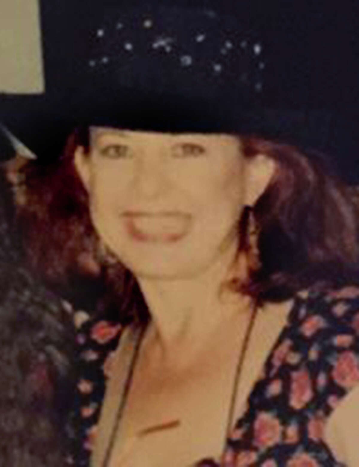Cynthia Phillips, wife of Linda Phillips, a transgender pioneer in Texas.
