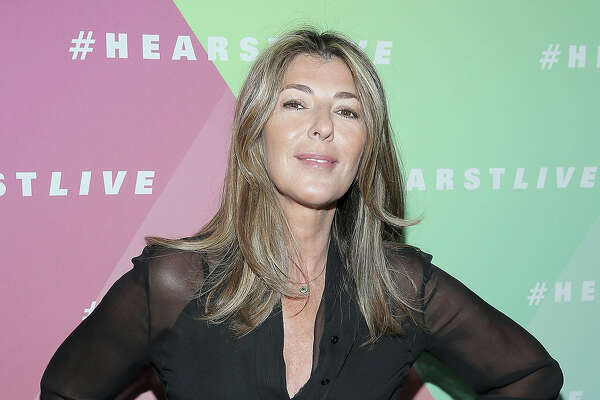 NEW YORK, NY - SEPTEMBER 27:  Nina Garcia attends the Hearst launch of HearstLive, a multimedia news installation, at 57th Street & 8th Avenue on September 27, 2016 in New York City.