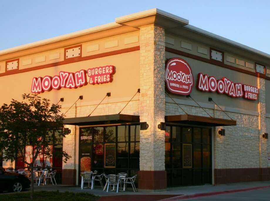 One of Mooyah's other locations depicts what the community can look forward to with the opening of the franchise near Kingwood Town Center Feb. 13.