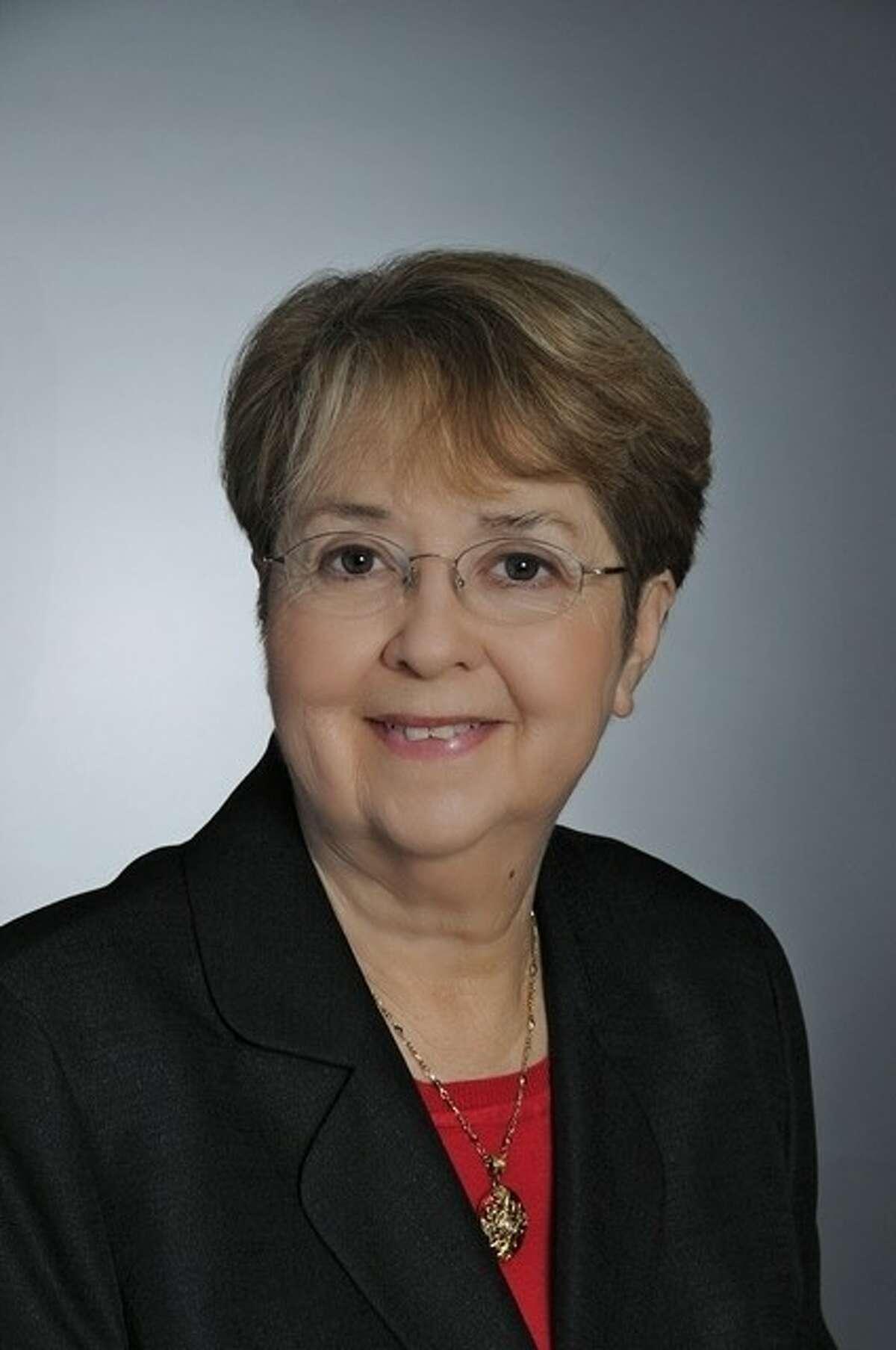 Herlinda Garcia was sworn in as the new Houston Community College trustee fro District III on Jan. 17.