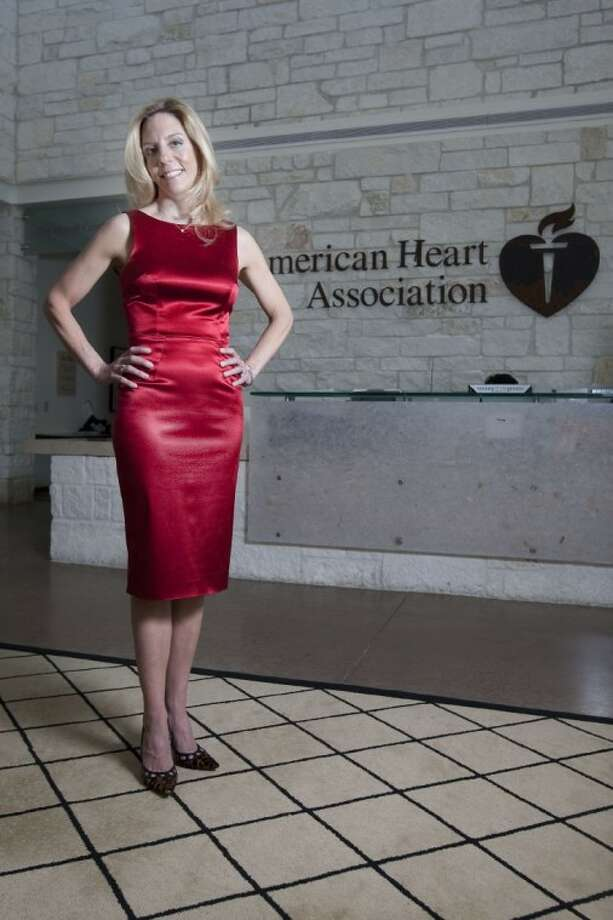 Dr. Roberta Bogaev is the Medical Director of Heart Failure and Transplant at the Texas Heart Institute. She's also an honoree at the 2012 American Heart Association Heart Ball on Feb. 11. Photo: Karl Anderson