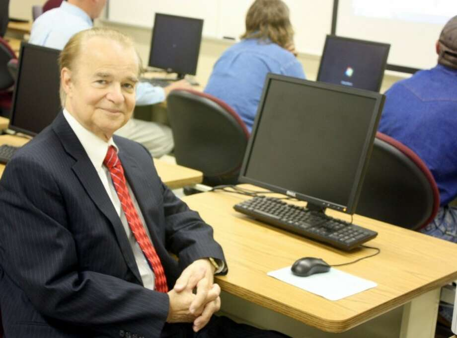 Alvin Community College has been listed in the top 10 percent of community colleges in America as ranked by the Aspen Institute. Pictured here is ACC President Dr. Rodney Albright Photo: KRISTI NIX