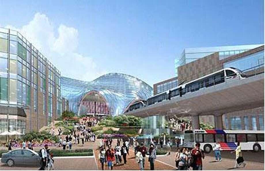 Metro's Burnett Plaza: Part of $168 million in write offs of worthless assets