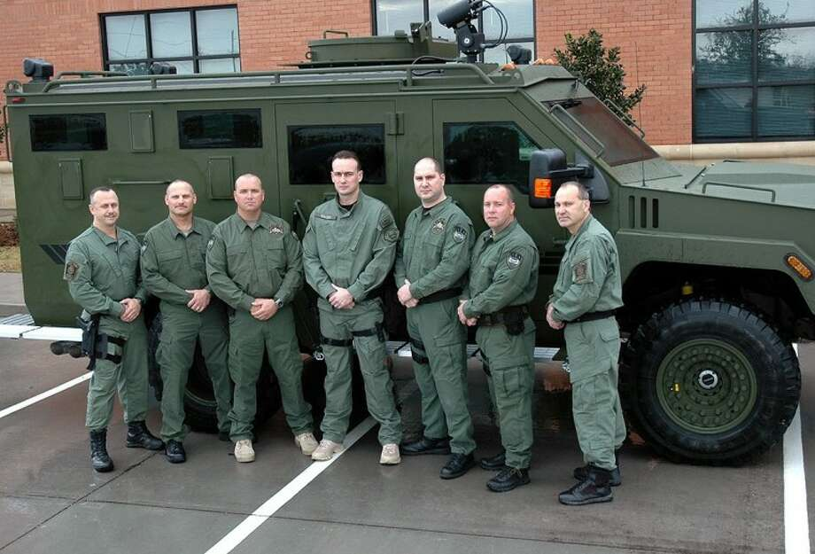 Fort Bend Swat Gets New Bearcat Houston Chronicle