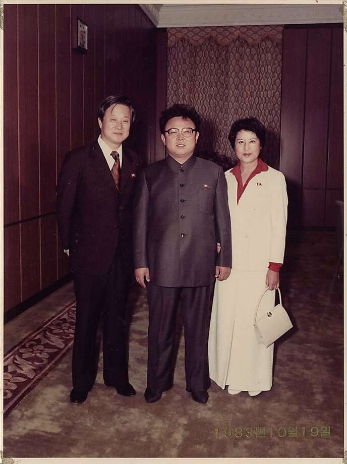 South Korean director Shin Sang-ok and actress Choi Eun-hee were forced to make movies for North Korea's Kim Jong Il. Photo: Magnolia Pictures