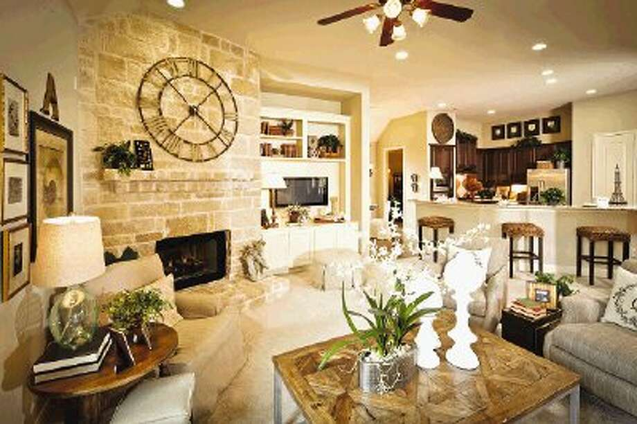 Coventry homes offering patio homes - Houston Chronicle