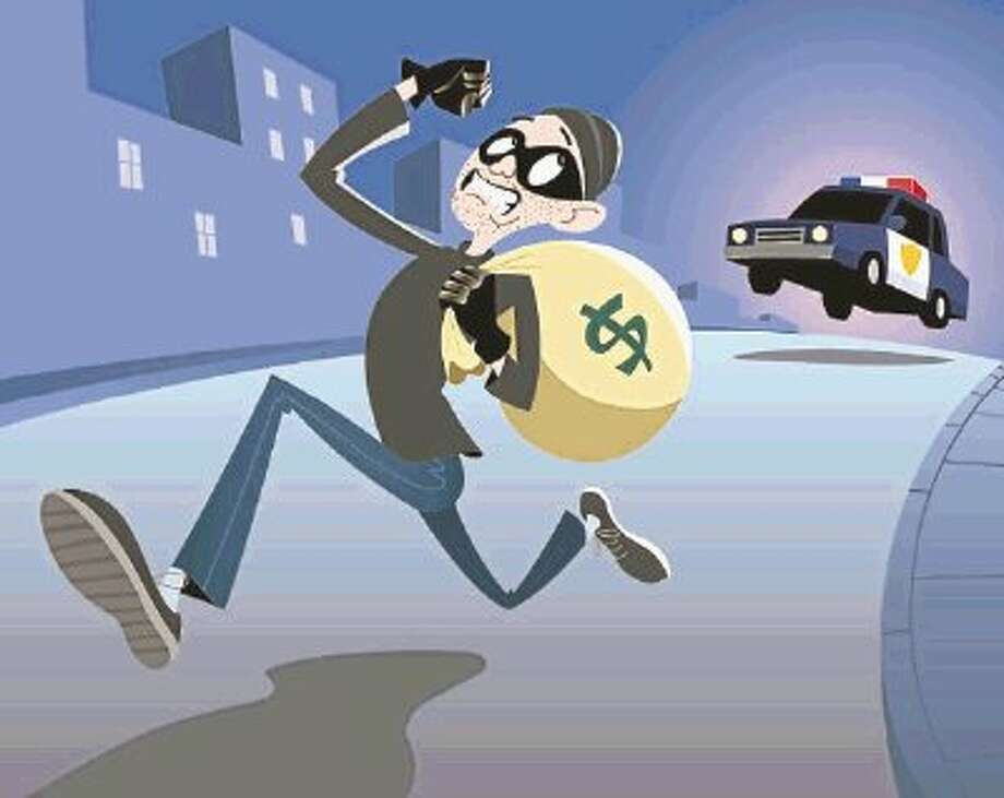 Crime doesn't pay, but it's sometimes hilarious. Photo: File Graphic / @WireImgId=2550711