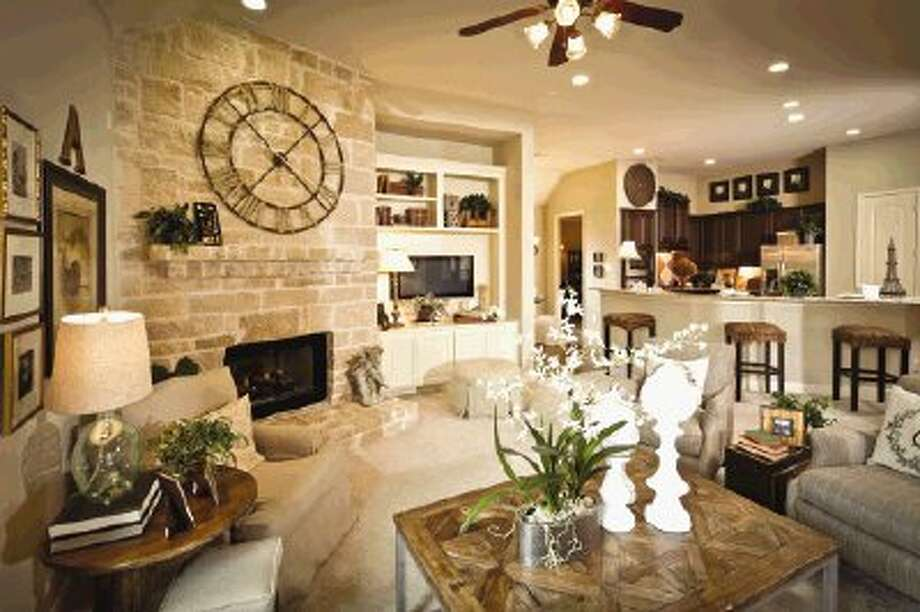 Patio homes on sale in Timarron Lakes - Patio Homes On Sale In Timarron Lakes - Houston Chronicle