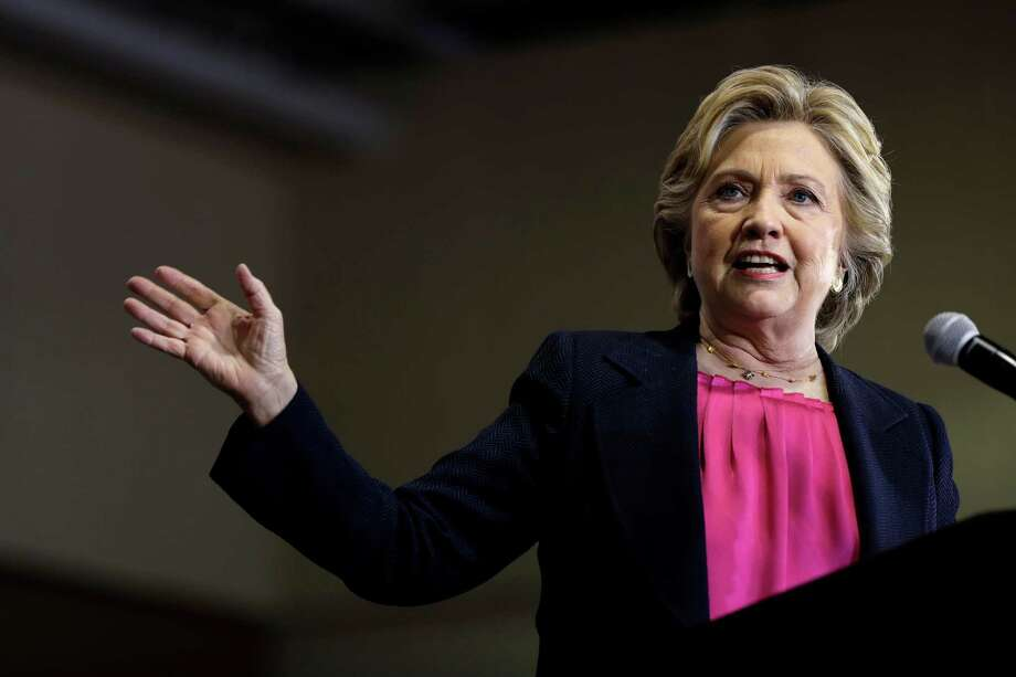 The staff of Democratic presidential nominee Hillary Clinton worried about what to do when Texas Sen. Ted Cruz jumped into the presidential race. Click through to see the players and parts of the emails. Photo: Matt Rourke, STF / AP