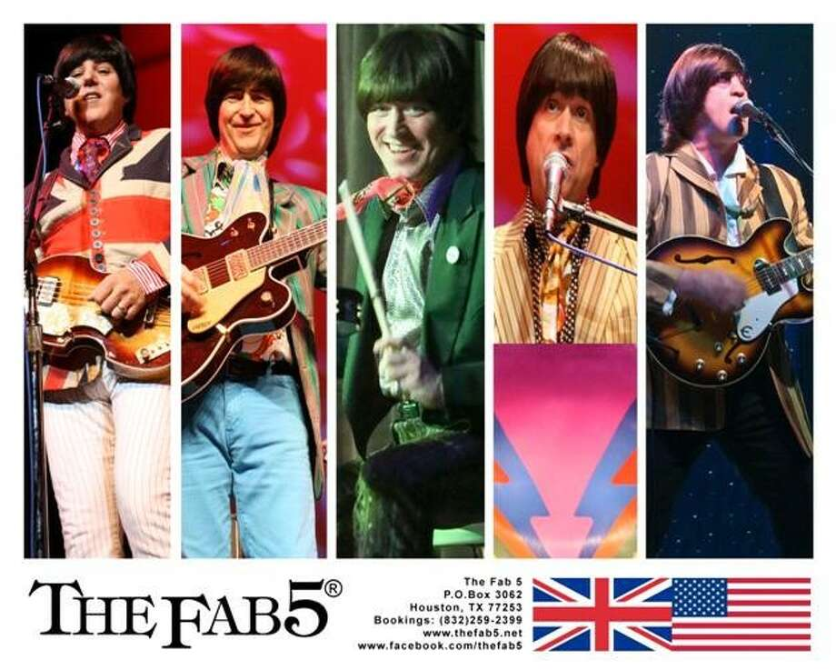 """The Beatles tribute band, """"The Fab Five"""", will perform Sunday Feb. 17, from 5 to 7 p.m. at Strawbridge United Methodist Church located at 5629 Kingwood Dr. at Willow Terrace."""