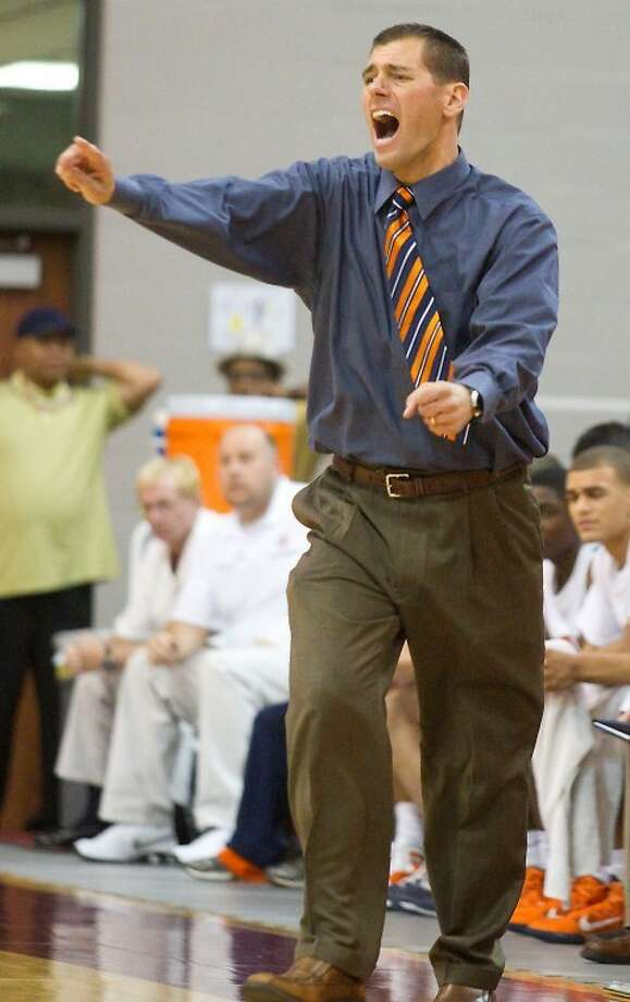 Dan Miller has built Seven Lakes into a strong boys basketball program in Katy ISD.