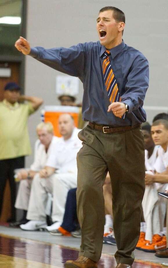 Dan Miller has built Seven Lakes into a strong boys basketball program in Katy ISD.