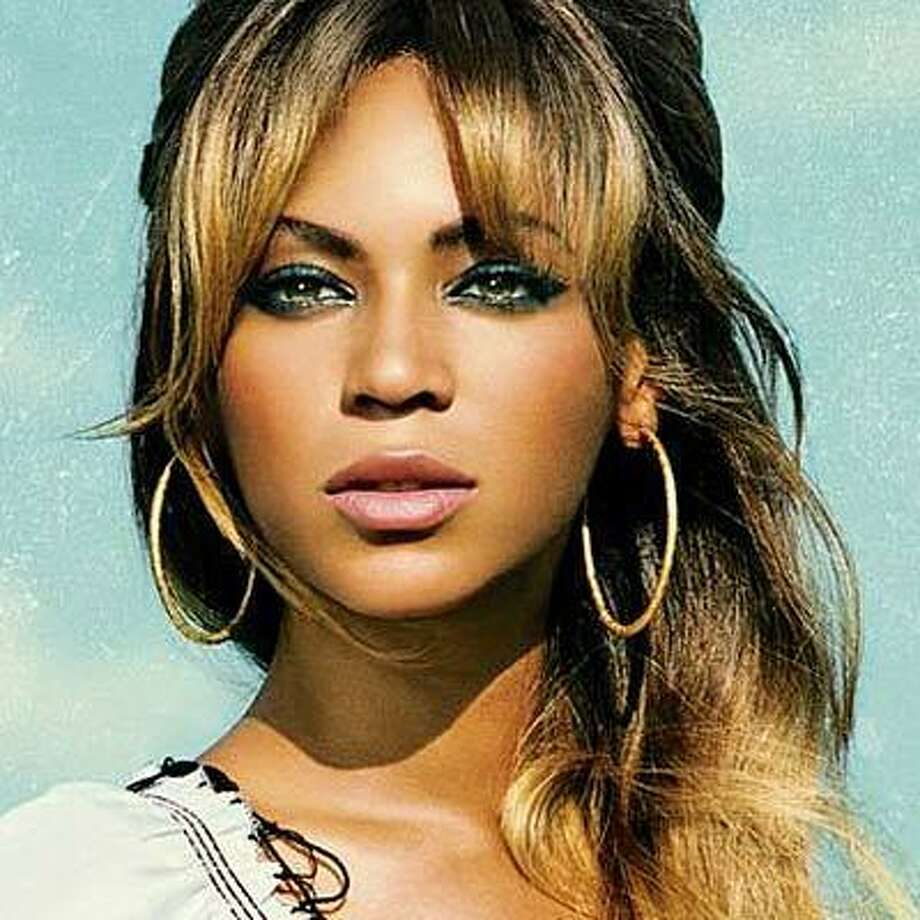 Beyonce in Houston July 15