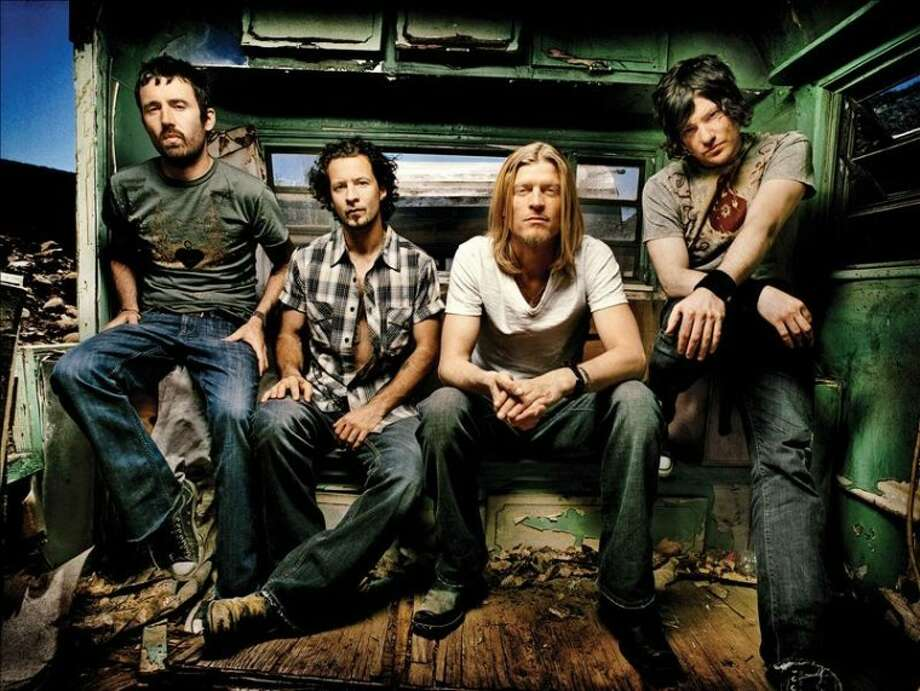 Puddle of Mudd kicks off the 2012 Sam Houston Race Park concert series on March 31.