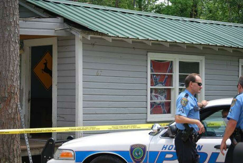 Police say a home invasion on Dunnam May 6 appears to be drug-related. Photo by STEFANIE THOMAS