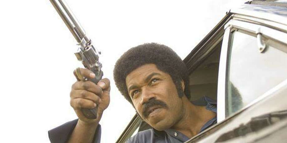 """Michael Jai White plays an ex-CIA operative out to avenge his brother's death in """"Black Dynamite."""""""