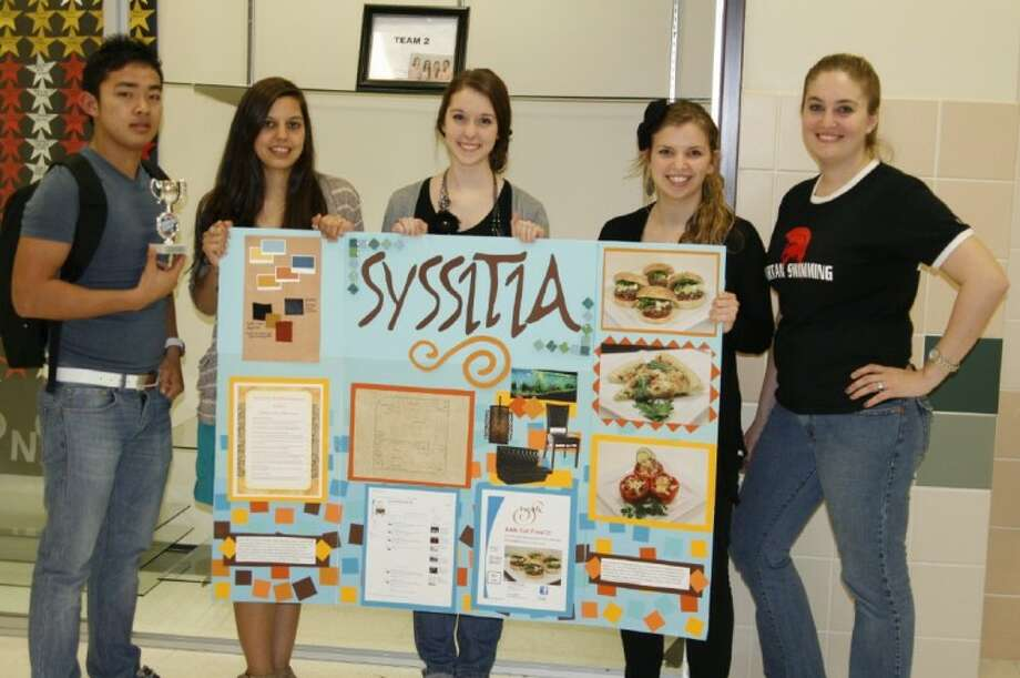 The Porter High School culinary arts students recently competed in and won for their region in the second annual Texas ProStart Invitational for the Restaurant Management Division and are preparing to compete at the state level March 3.