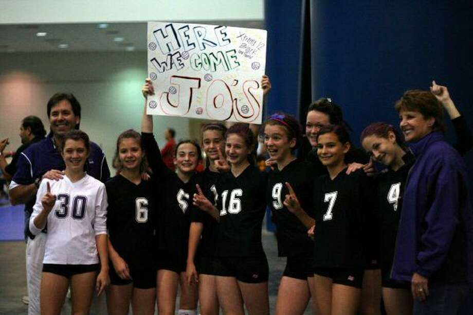 Xtreme Volleyball's 12 Black team will compete at the 30th Annual USA Junior Olympic Girls Volleyball Championships in Miami June 26 to July 5.