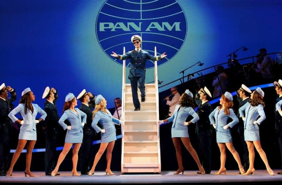 "Based on the hit DreamWorks film and the incredible true story that inspired it, ""Catch Me If You Can"" is the high-flying, splashy new Broadway musical that tells the story of Frank W. Abagnale, Jr., a teenager who runs away from home in search of the glamorous life. It's on stage Feb. 5-10 at 800 Bagby Street through Broadway Across America."
